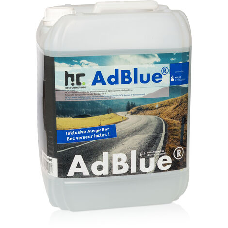 4 x 10 Litre AdBlue®