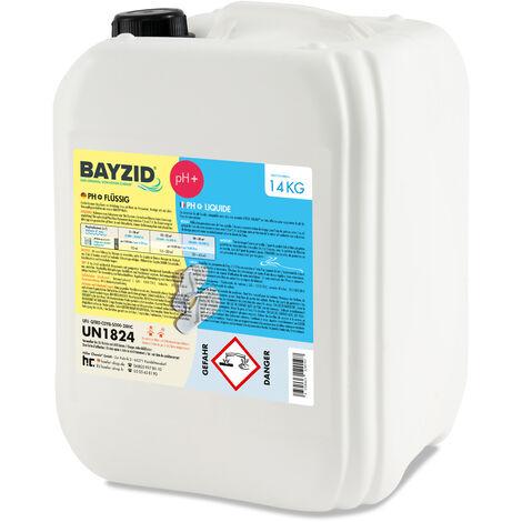 4 x 14 Kg Bayzid pH plus liquide