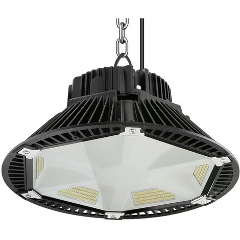 4 x 200W 26000LM SMD 2835 IP65 UFO LED High Bay Light Natural White LED Warehouse Lighting Commercial Bay Lighting