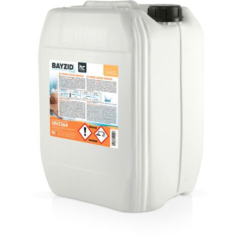 4 x 24 kg Bayzid® pH moins liquide
