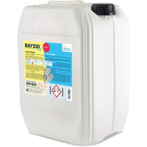 4 x 28 Kg Bayzid pH plus liquide