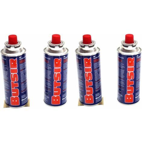 """main image of """"4 x Cartucho BUTSIR Gas de 227Gr B-250"""""""