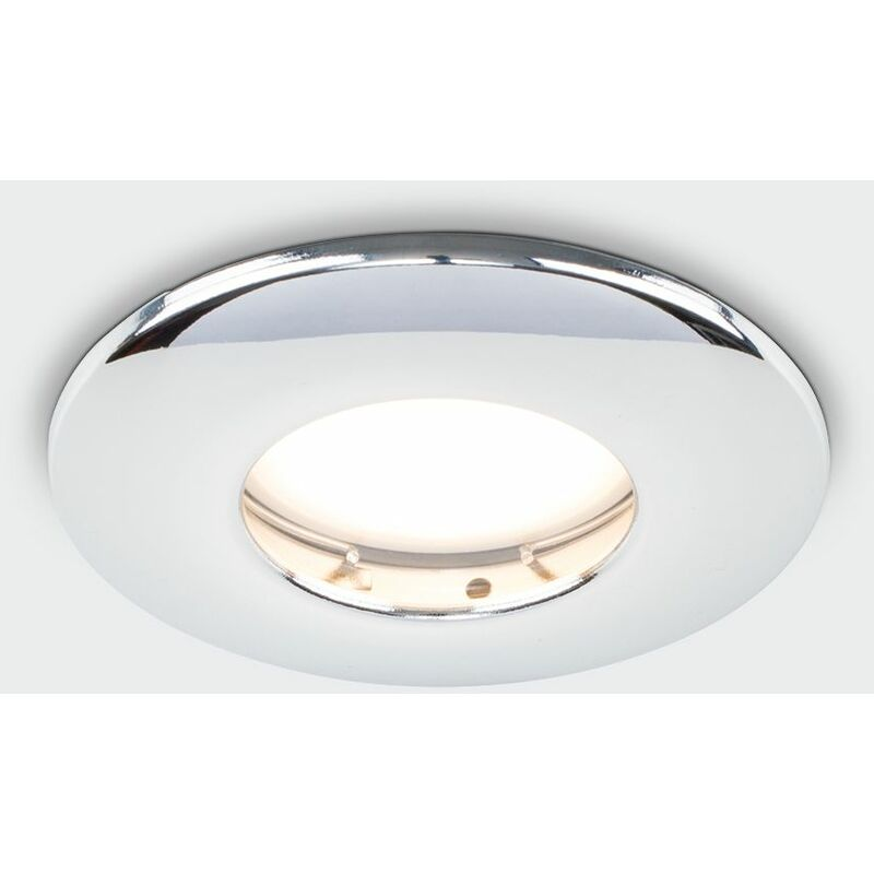 1//6pcs IP65 Bathroom Fire Rated Downlight LED GU10 Recessed Ceiling Spot Lights