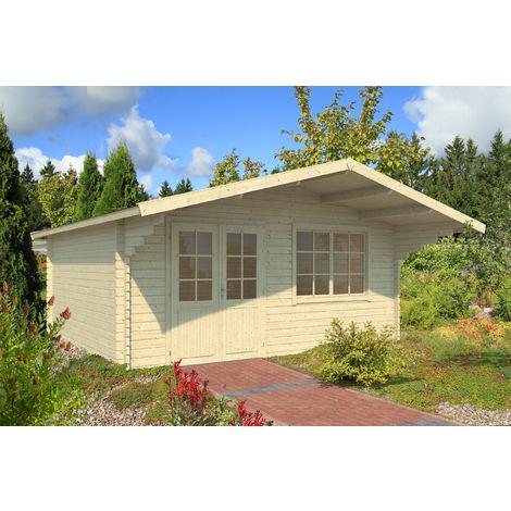 40 mm Gartenhaus Lissabon 4 ca. 505x445 cm