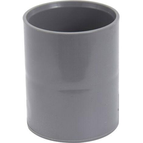 ø 40 mm manguito de PVC con tope FF - Drenaje de PVC