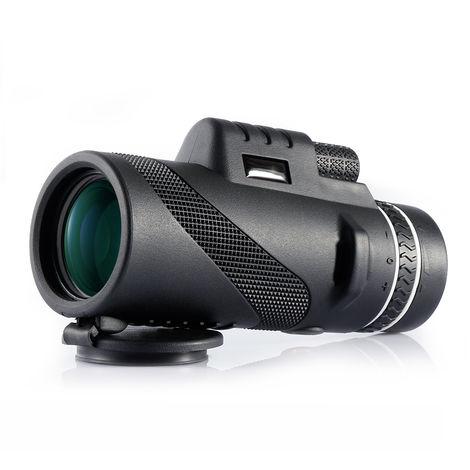 40 x 60 Télescope Monoculaire Etanche Double-Focus Pour Camping