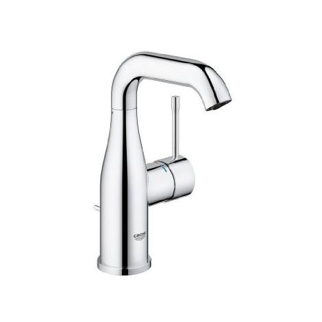 """4005176306907 GROHE-Essence New Monomando de lavabo 1/2"""" Tamaño M caño giratorio, con vaciador automático - 23462001"""