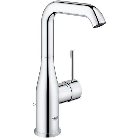 """4005176306983 GROHE-Essence New Monomando de lavabo de 1/2"""" Tamaño L, caño alto , con vaciador automático - 32628001"""