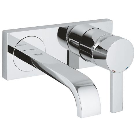 """4005176820656 GROHE-Allure Monomando de lavabo mural 1/2"""" Tamaño S, empotrable solo parte exterior, caño 172 mm - 19309000"""