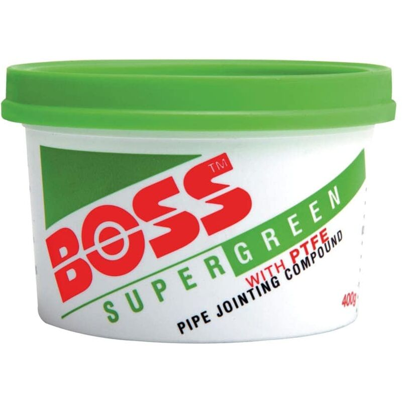 Image of 400GM Tub Super Green Compound - Boss