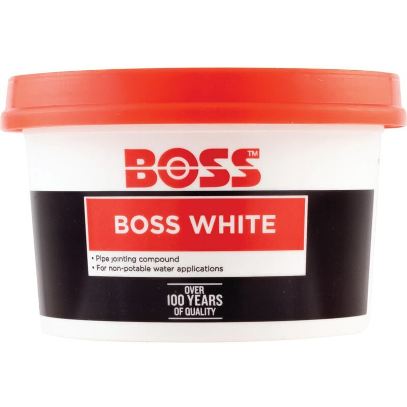 Image of 400GM Tub White Compound - Boss
