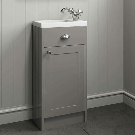 Bathroom Vanity Unit Basin Sink Cabinet