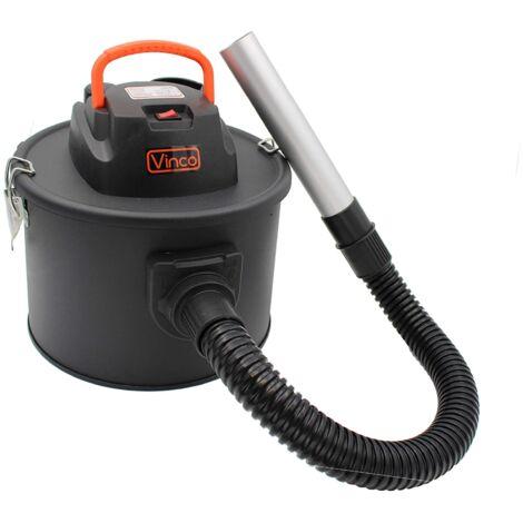 40176 Aspirador de cenizas VINCO de 11LT 800wtt de potencia función de soplador