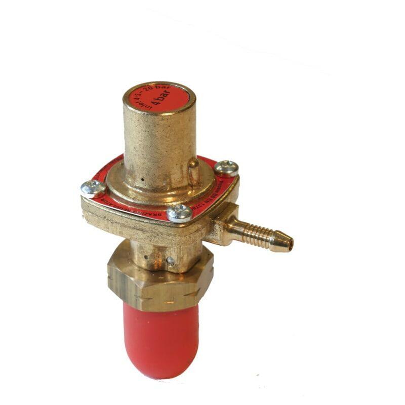 Image of 4041 Brazing Regulator - Bullfinch