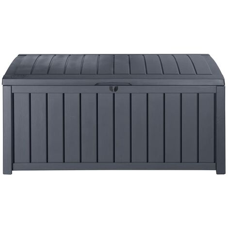 404251 Keter Glenwood Outdoor Storage Box 202434