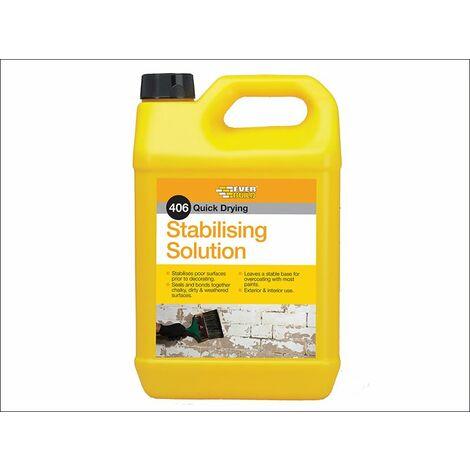 406 Stabilising Solution 5 litre (EVBSTAB5)