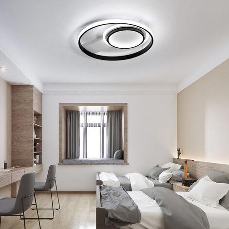 40CM Oval LED Chandelier Ceiling Light , Cool White