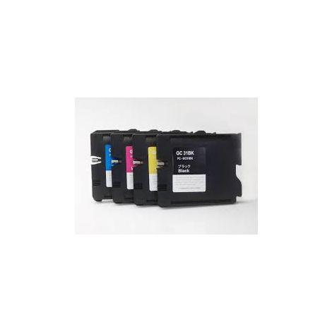 40ML Pigment for Ricoh GX e2600,e3000N,e3300N,e3350n#GC31K