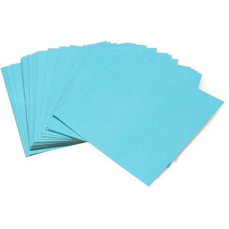 40PCS 15x15cm Espejo Azulejo Adhesivo de pared Cuadrado Autoadhesivo Decoraciones para habitaciones Stick Hasaki
