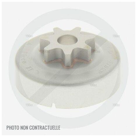 41161602900 Cloche embrayage débroussailleuse Stihl