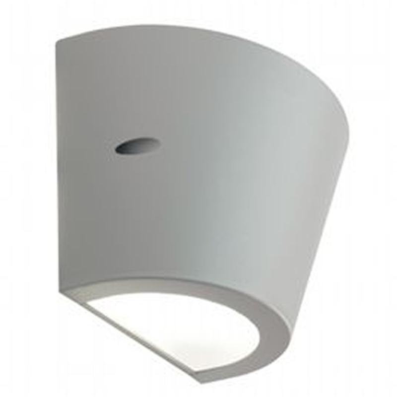 Applique in alluminio umbe sovil 414/72