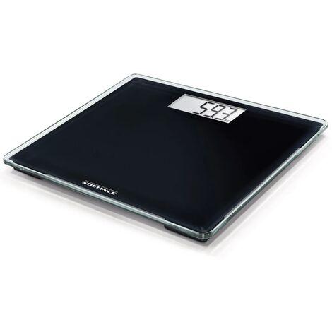 Soehnle Bathroom Scales Style Sense Compact 100 180 kg Black 63850