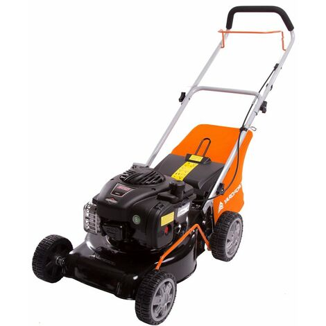 41cm (16'') Rotary Petrol Lawnmower with FREE oil Powered by Briggs & Stratton 125cc 300E Series Engine