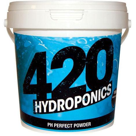 420 HYDROPONIC PH PERFECT POWDER 250G-régulateur de ph ,abaisse le ph