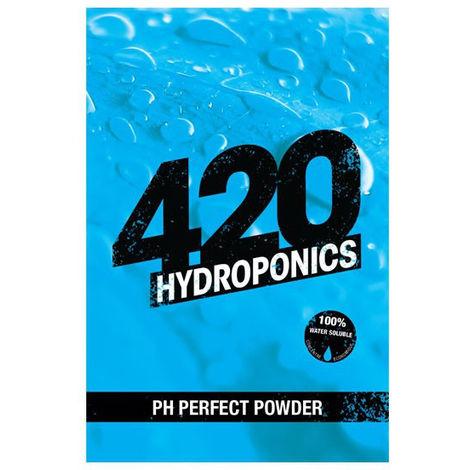 420 HYDROPONIC PH PERFECT POWDER 25G -régulateur de ph ,abaisse le ph