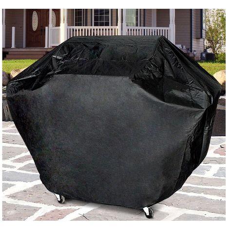 4216 Cubierta de tela totalmente impermeable para barbacoa 155 x 61 x 117 cm