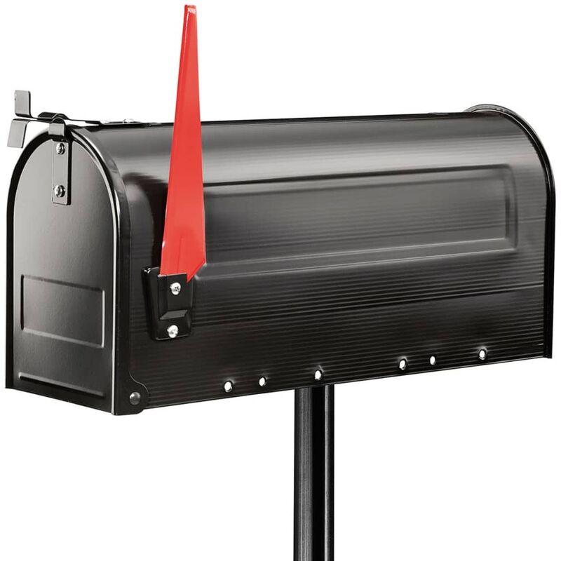 Image of Letter Box Model US-Box 891 S - Burg-wächter