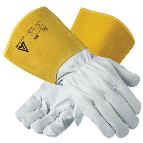 43-217 ActivArmr Heat Resistant Leather TIG Welding Gloves