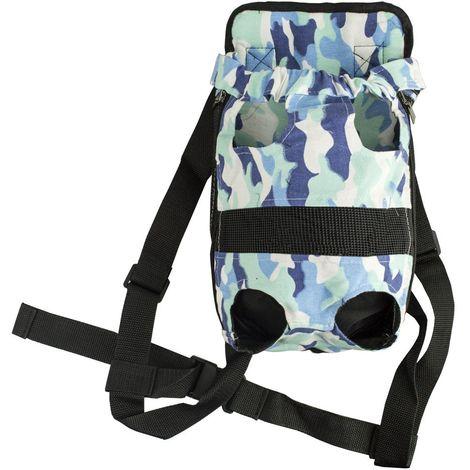 4480 Transportín de mochila para perros ideal para largas caminatas
