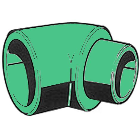 """45° codo Aquatherm M/F D 40"""" PP-R, sistemas de calefacción/Sanitario 0012714"""