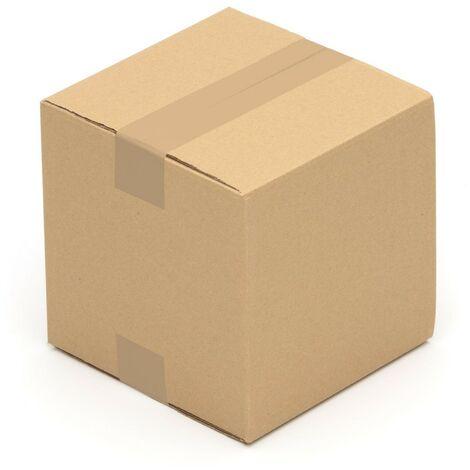 Faltkarton 1-wellig 230 x 170 x 80 mm; Karton; Pappkarton; Versandkarton