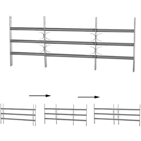 450x700mm steel window burglar protection grille security grille fitting grille fire