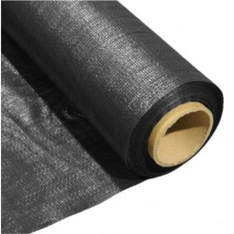 """main image of """"4.5m x 100m 100g Weed Control Ground Cover Membrane Landscape Fabric Heavy Duty"""""""