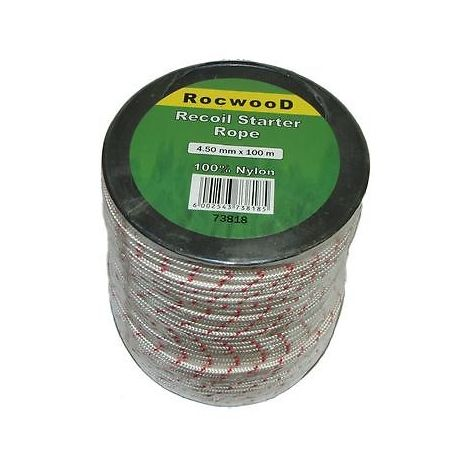 4.5mm Starter Pull Cord Rope, See Description