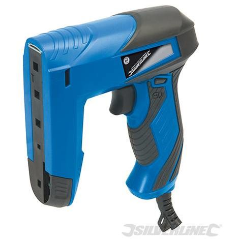 45W Compact Corded Nailer/Stapler 15mm - 45W UK (837800)