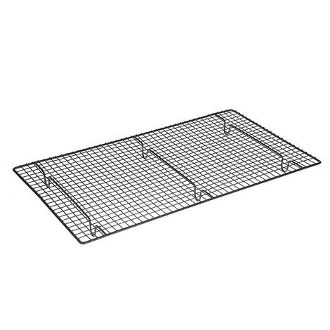 460x260x28mm Cooling Rack Non-stick Grid Baking Tools Kitchen Oven
