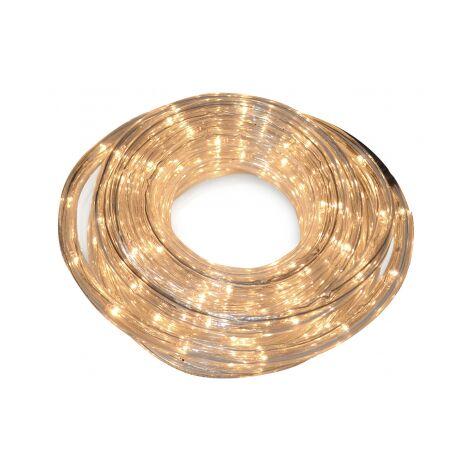 48 m. tubo Led flexible cálido 125W IP44 (F-Bright 00763)