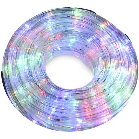 48 m. tubo Led flexible multicolor (F-Bright 00761)