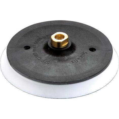 485253 Festool Sanding pad ST-STF-D180/0-M14 W