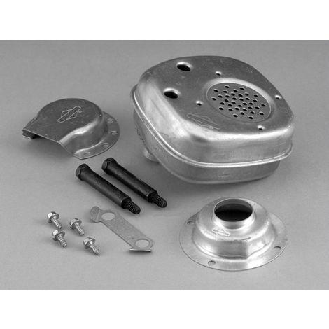 494585 - Pot d'échappement pour moteur BRIGGS et STRATTON (ex 393615)