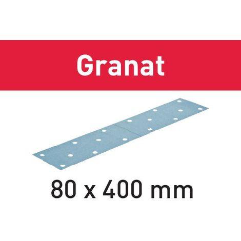 498943 Festool Abrasifs STF 93X178 P400 GR//100 Granat