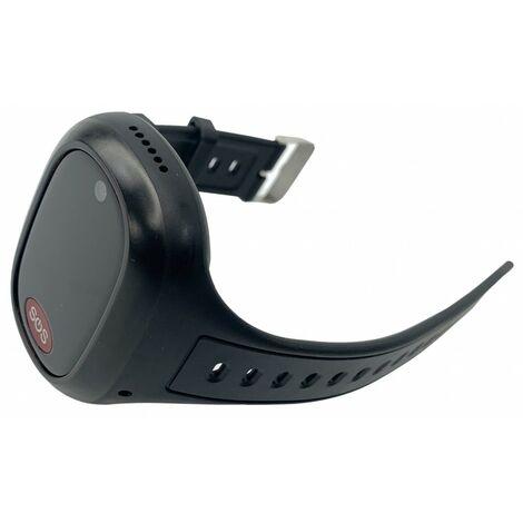 "main image of ""4G GPS Personal SOS Panic Alarm Pendant And Tracker (black colour) [009-3310]"""
