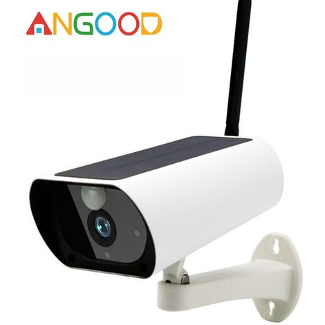 4G Wifi 1080P Caméra De Surveillance IP Solaire PIRPRISE EU