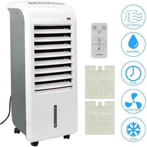 4in1 Aircooler / Klimagerät / Luftreiniger / Luftkühler 4,5 Liter
