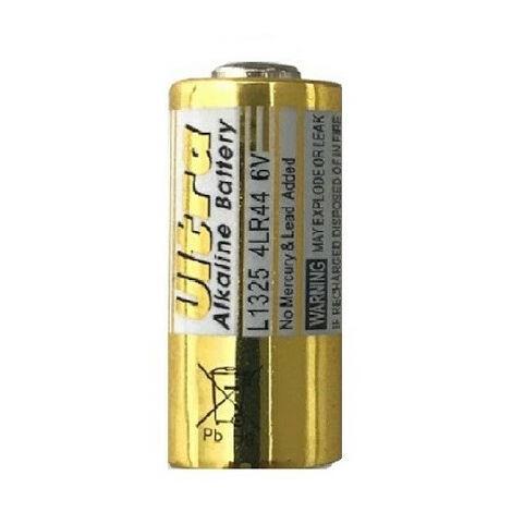 4LR44 Batterie alcaline VINNIC 6V BLx1 0%Hg