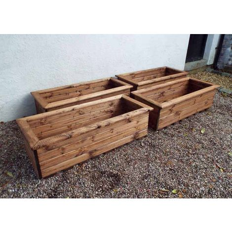 4pc Large Trough Set - Fully Assembled